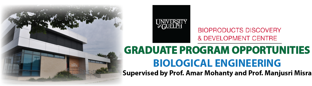 Graduate program opportunities - Biological Engineering