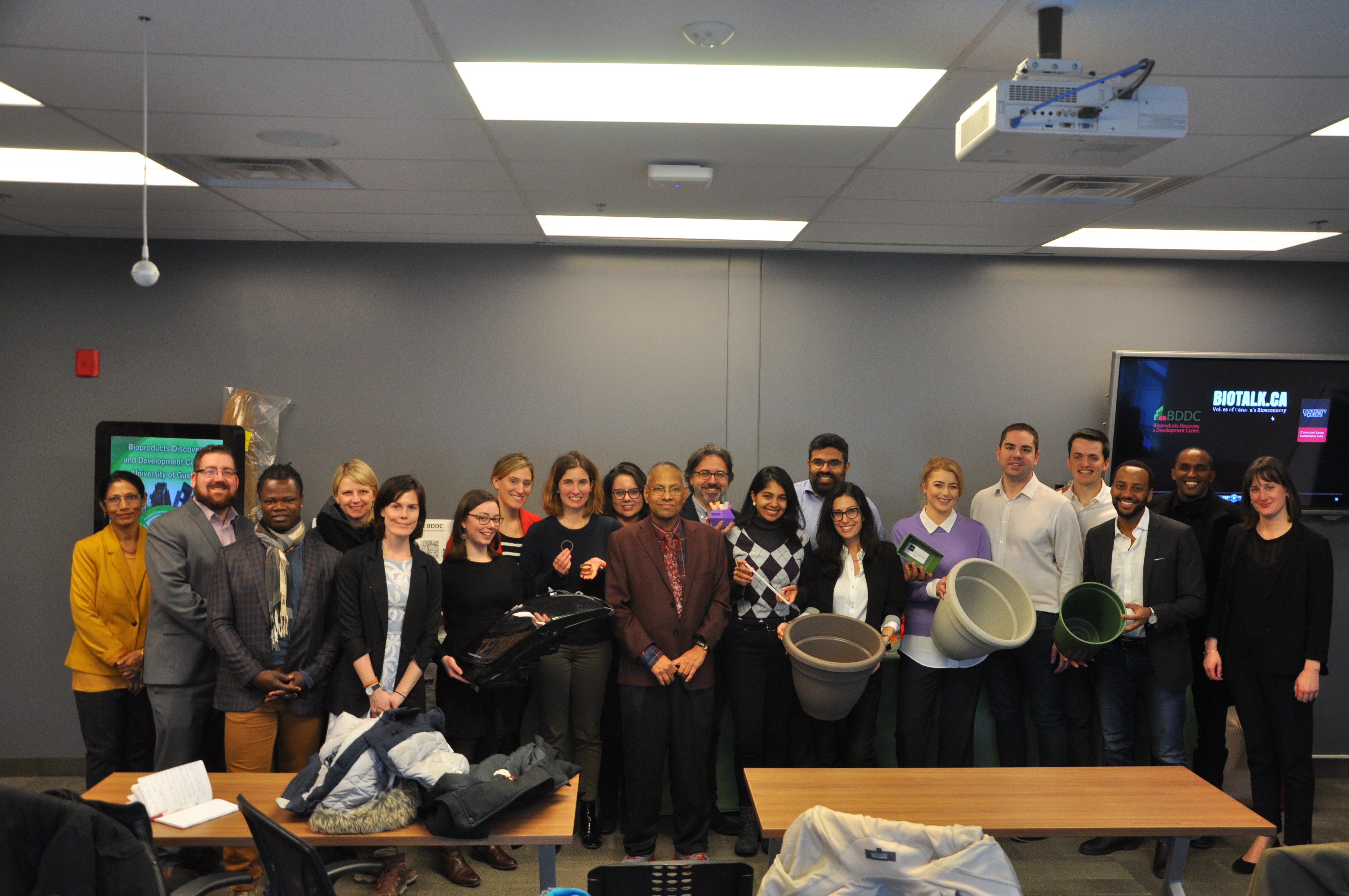 Action Canada Fellows Visit The BDDC