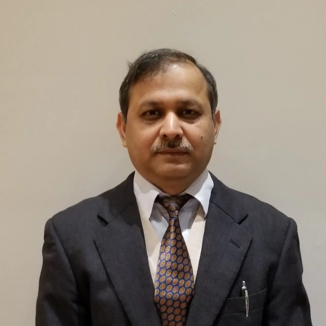 Photo of Dr. Poritosh Roy