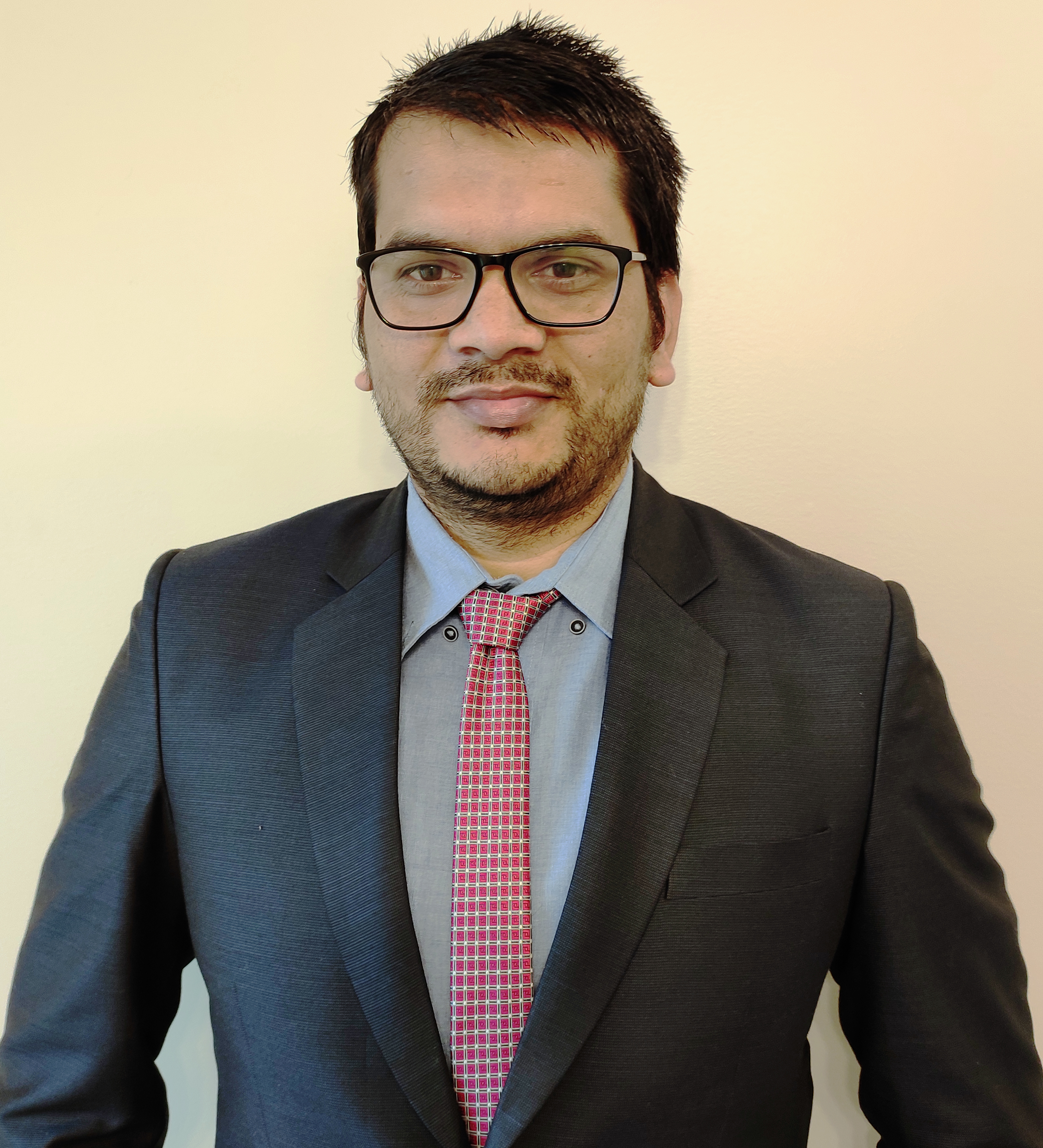 Photo of Dr. Ranjeet Kumar Mishra