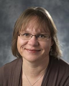 Photo of Dr. Rebecca Hallett
