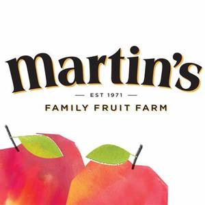 Martin's Family Fruit Farm - Logo